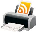 Printer rss feed