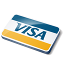 Visa credit card payment