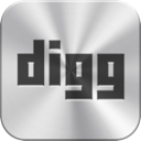 Iphone digg icon