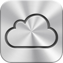 Cloud iphone icon