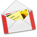 Mail gmail letter