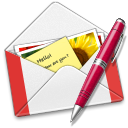 Mail pen gmail letter