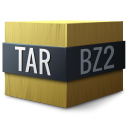 Compressed tar bzip application mimetypes