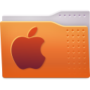Apple folder places