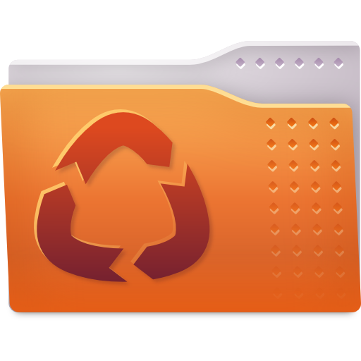 Backup folder places