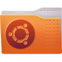 Ubuntu folder places