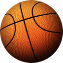 Basket sport ball