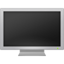 Screen monitor computer