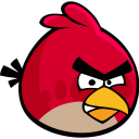 Heart pissed off cross icon desktop desktop bird angry