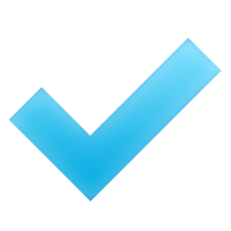 Ok Bunch Of Bluish Icons 256px Icon Gallery