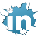 Print youtube linkedin inside social