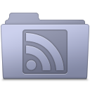 Lavender folder rss