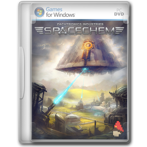 Spacechem / Game Cover #51 / 128px / Icon Gallery