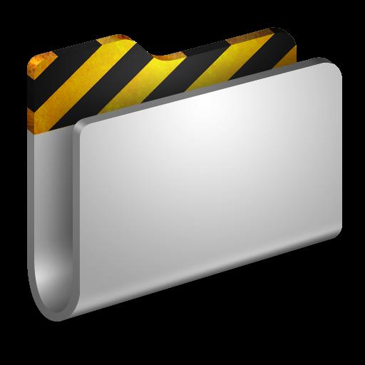 Project Projects Metal Folder / Alumin Folders / 128px