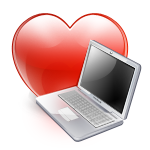 Favorite love computer heart