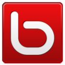 Bebo network internet social logo