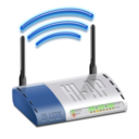 Router point access wireless