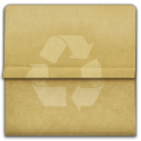 Recycle bin trash folder