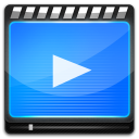 Movie film video folder