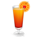 Sunrise cocktail drinks tequila