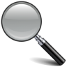 Magnify magnifying zoom search magnifier find loupe look