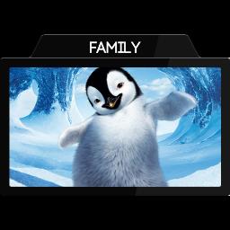 Folder Family Movie Folder 128px Icon Gallery