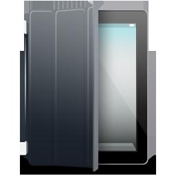 Apple Ipad Cover Black Ipad 2 Icons 128px Icon Gallery