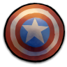 Captain comics shield america