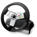 Steering wheel controller gaming