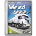 Tanker simulator truck by 2011 folder base