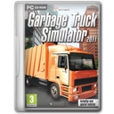 Garbage 2011 simulator truck base