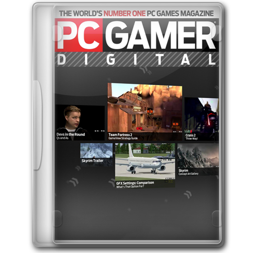Pc gamer illumine base digital
