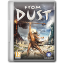 Dust from base
