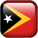 Flag timor east