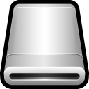 Device external drive removable