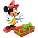Minnie christmas