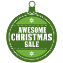 Awesome christmas sale
