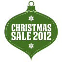 Christmas sale green