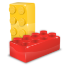 Box module format file brick lego