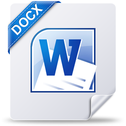 Docx win file document
