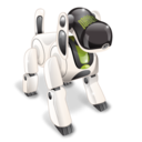 Technology dog robot