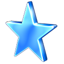 Favourites star blue