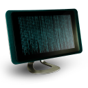 Computer matrix monitor