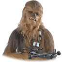 Chewbacca wars starwars