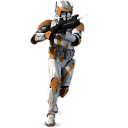 Clone commander cody wars starwars