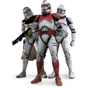 Clone troopers starwars wars