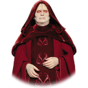 Darth sidious wars starwars