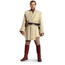 Master obi wan wars starwars star wars train