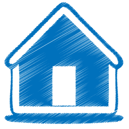 Home Blue White Next Help Blue Help Origami Colored Pencil Full 256px Icon Gallery