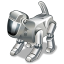 Technology robot pet dog